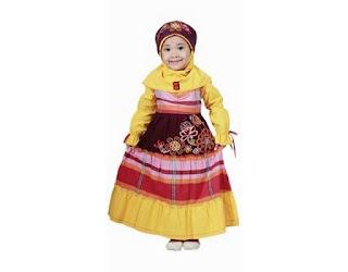 model baju muslim anak terbaru tanah abang model baju muslim anak untuk fashion show