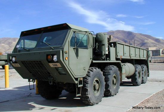 Resultado de imagen para Brasil adquiere 20 camiones Hemtt 8x8 para apoyar a los Guaraní