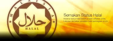 status halal malaysia