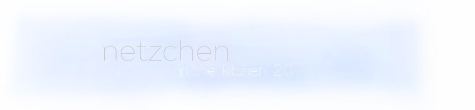 Netzchen in the kitchen 2.0
