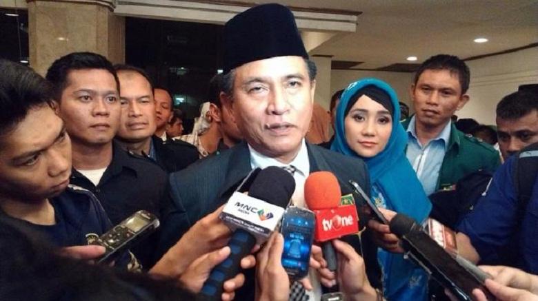 Setelah Usir Anggota FPI dari PBB, Ini Tantangan Yusril Kepada Habib Rizieq