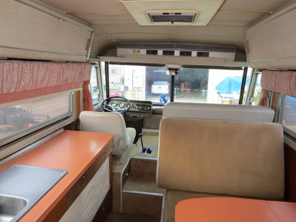 Used Rvs Original Clark Cortez Motorhome For Sale By Owner