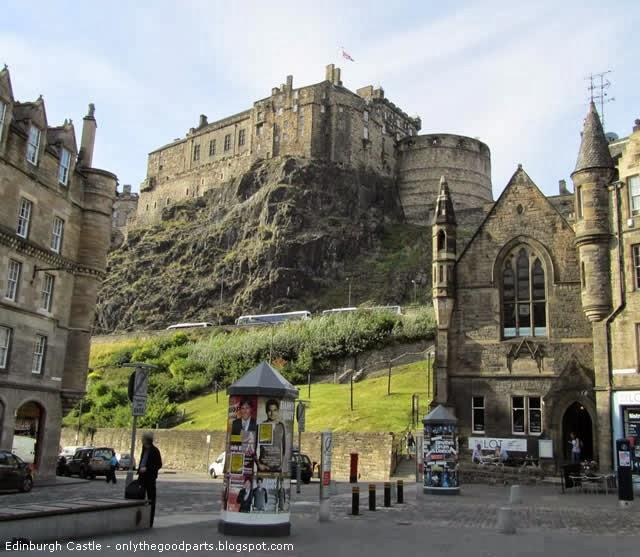 Castelo de Edimburgo, Edinburgh Castle, Edimburgo, Escócia