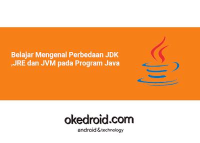 Belajar Mengenal Apa itu Perbandingan Perbedaan JDK ,JRE dan JVM pada Program Java