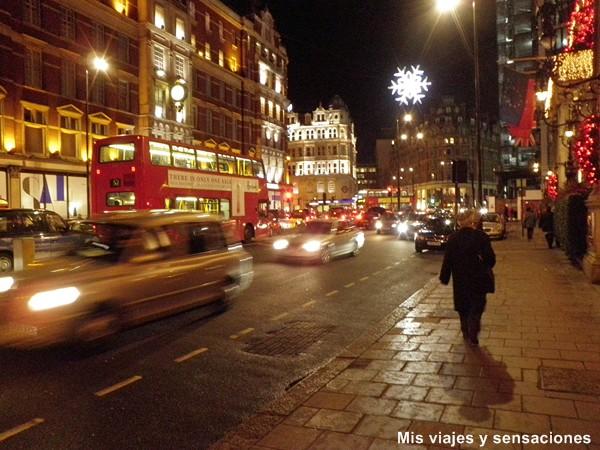 El transporte en Londres