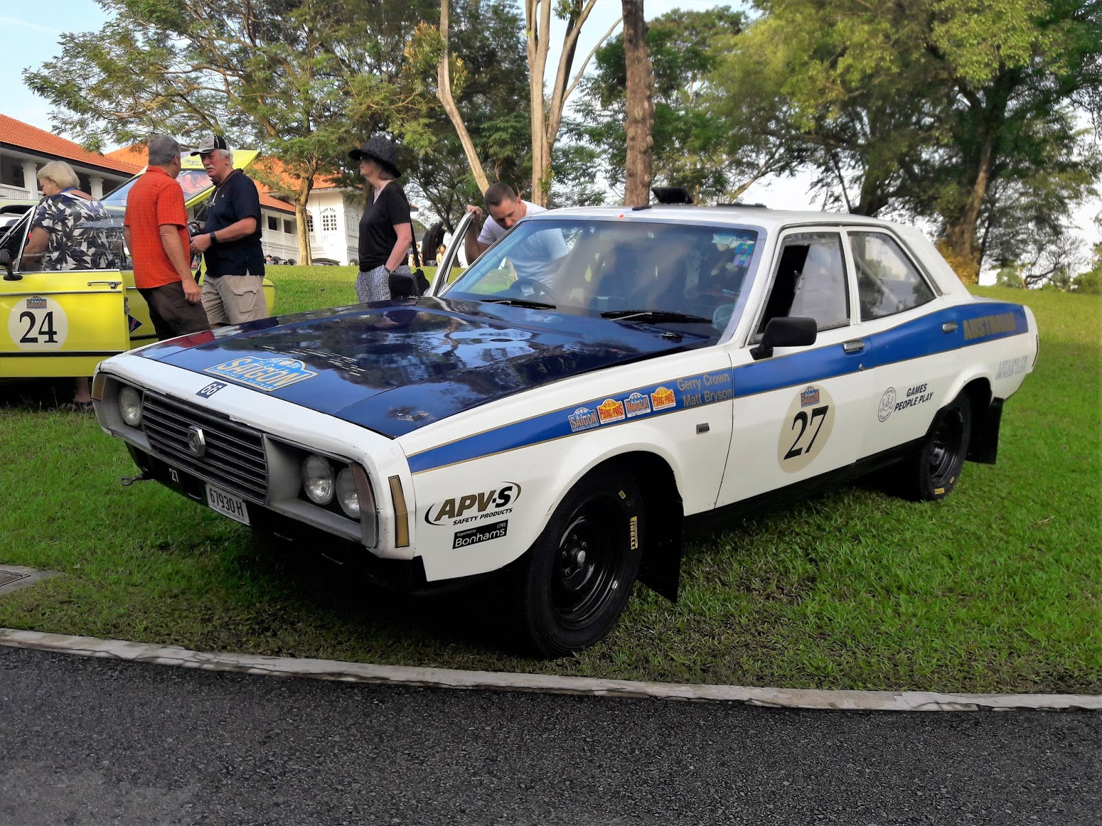 Singapore Vintage and Classic Cars: More than an old car #56 ...