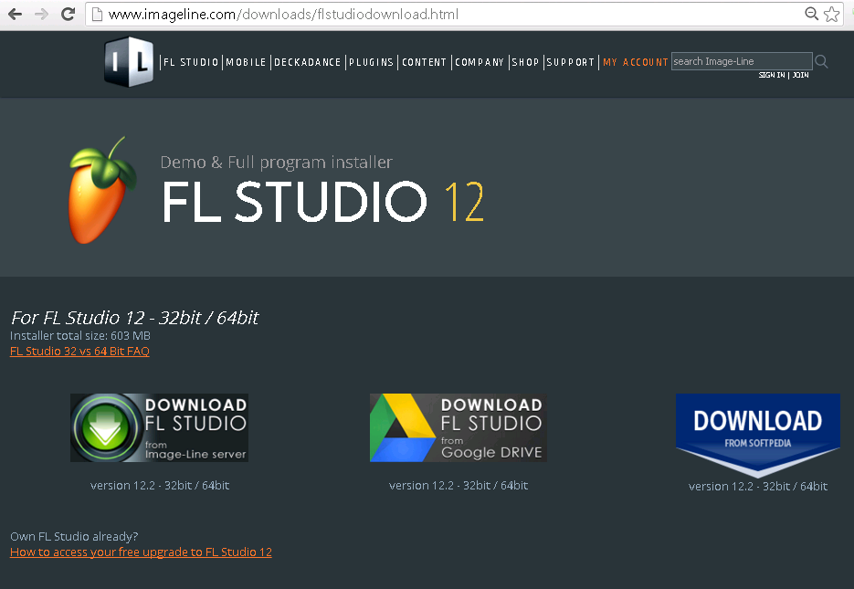 fl studio 12 trial