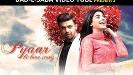 BAD-E-SABA Presents - Pyar Ki Love Story ARY Telefilm