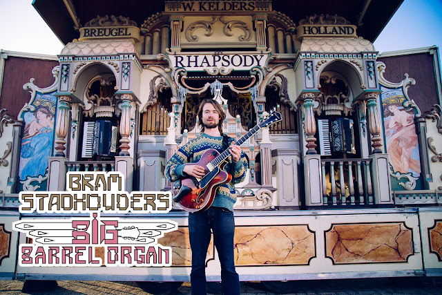 Bram Stadhouders & The Big Barrel Organ