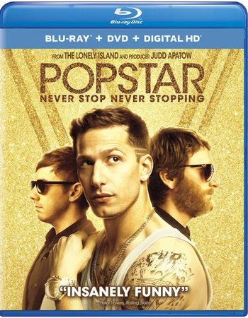 Popstar Never Stop Never Stopping (2016) Dual Audio 480p BluRay