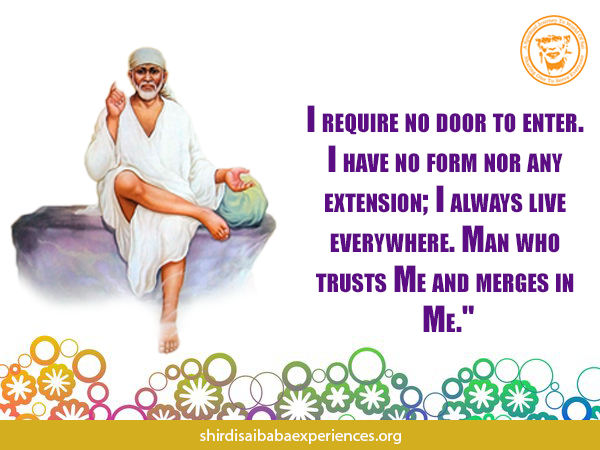 Shirdi Sai Baba Blessings - Experiences Part 2622
