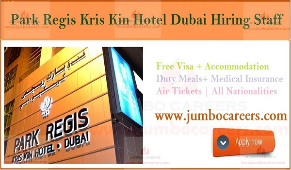 Hotel job with salary and benefits, Details of Dubai 5 star hotel jobs,