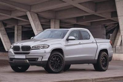 Date de sortie du camionnette BMW, date de sortie du camion BMW Pickup