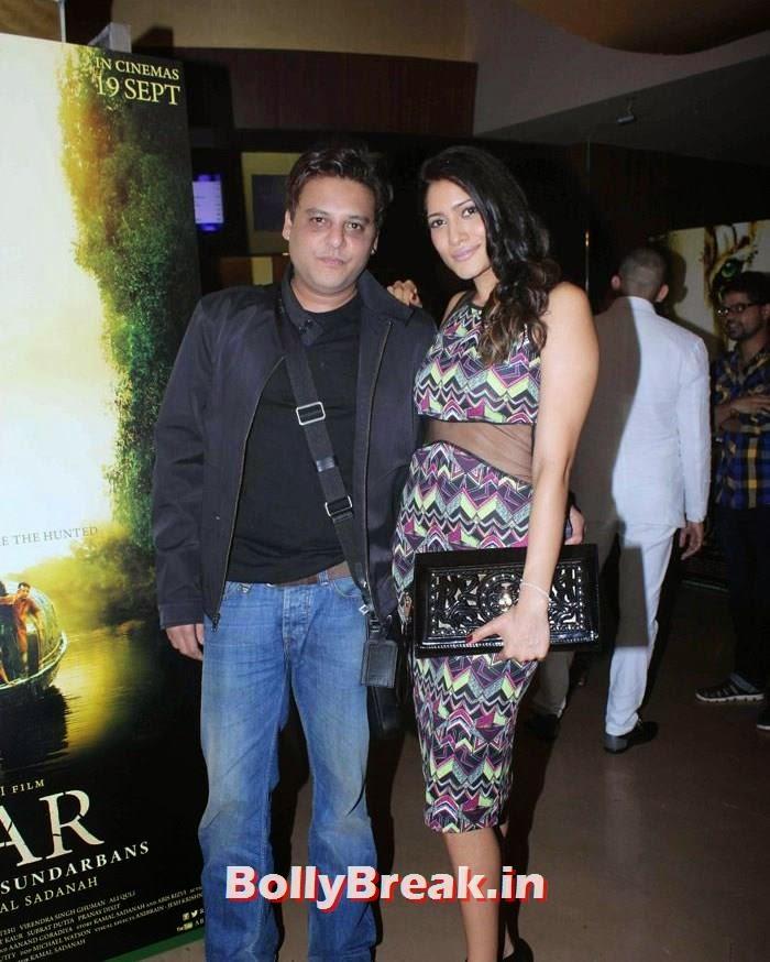 Abis Rizvi, Himarsha Venkatsamy, Celebs at 'Roar' Movie First Look Launch
