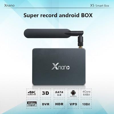 Xnano X5 TV Box