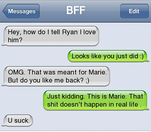 Funniest Text Messages that will Make You laugh