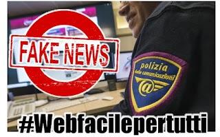 """Guerra Alle Fake News, Arriva il """"bottone rosso"""" della Polizia - Ecco Come Funziona"""