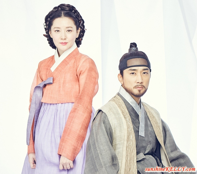 Lee Young-ae in Saimdang a Highly Anticipated K Drama