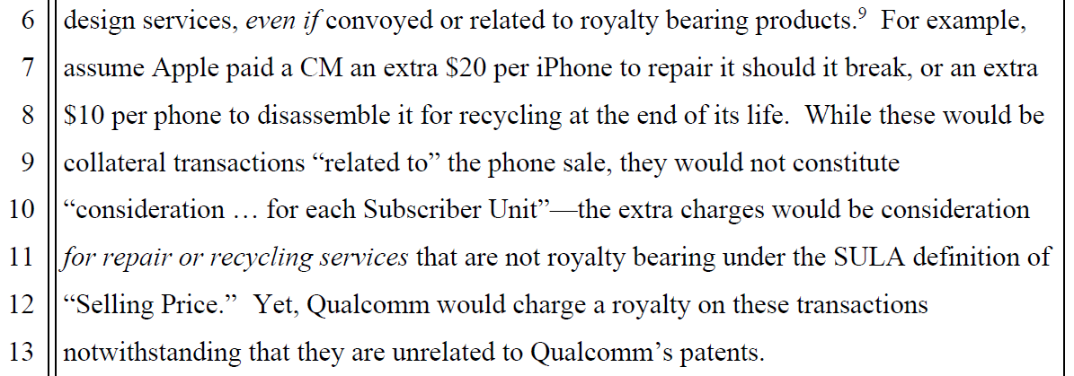 91aa49e08938 ... like Foxconn charges Apple (click on the image to enlarge  this post  continues below the image with the related text passage and further  commentary)
