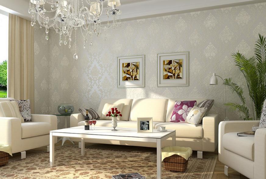 Tips dan Cara Memilih Wallpaper Ruang Tamu serta manfaatnya