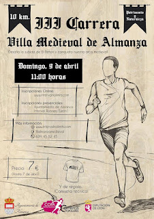 Carrera Popular Villa de Almanza