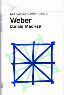 Donald MacRae - WEBER