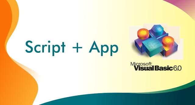 Kumpulan Script Visual Basic 6 mantankode