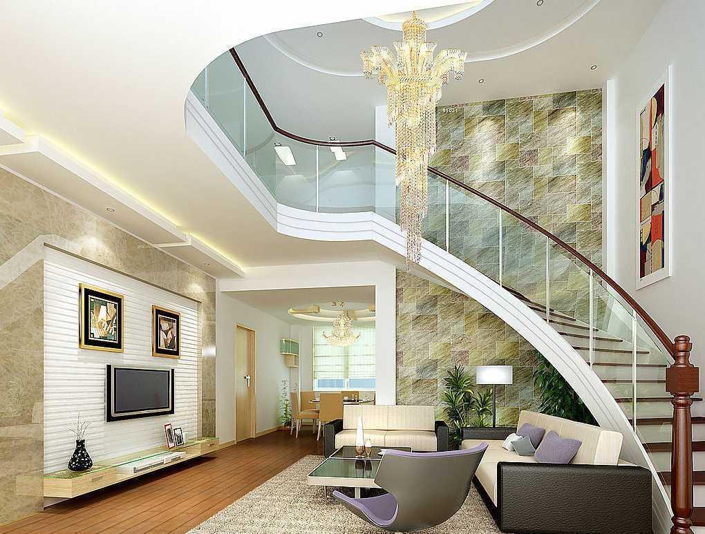 Desain Tangga Untuk Rumah Mewah Terbaru