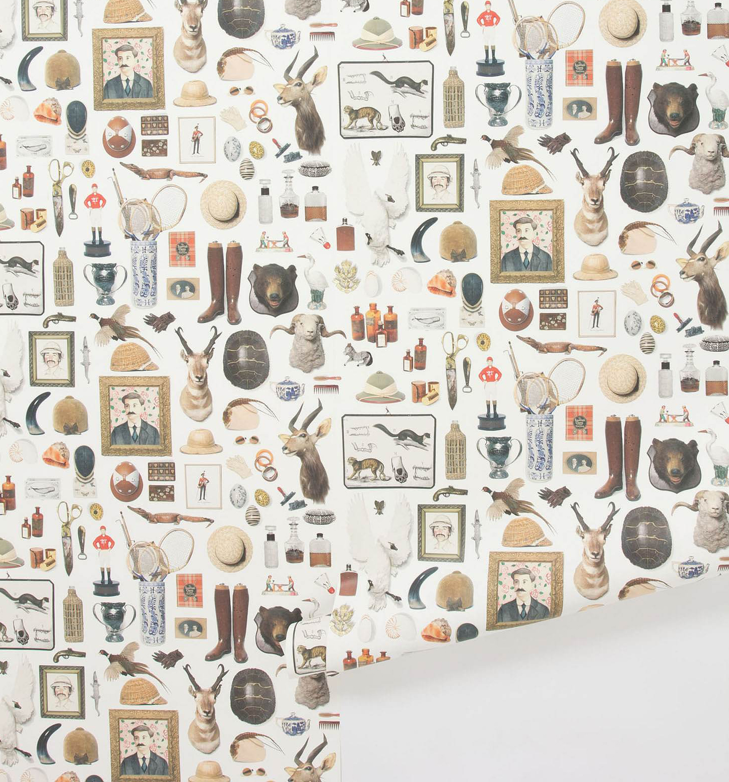 Hoveys Anthropologie Wallpaper Hovey Design
