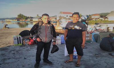 Pengalaman Berada di Ujung Pulau Halmahera - Ato Basahona ...