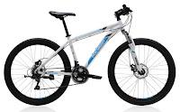 Sepeda Gunung Polygon Monarch 4.0 26 Inci White