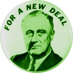 The Green New Deal takes inspiration from FDR's New Deal