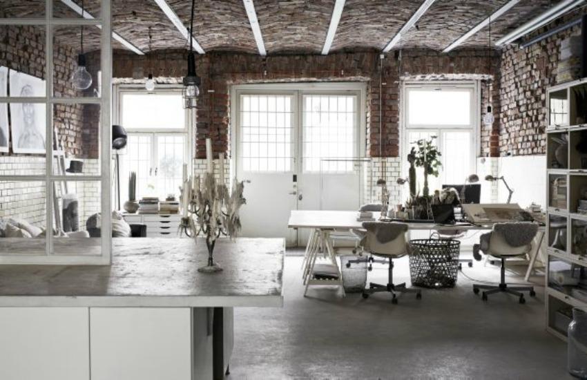 decoración industrial estudio