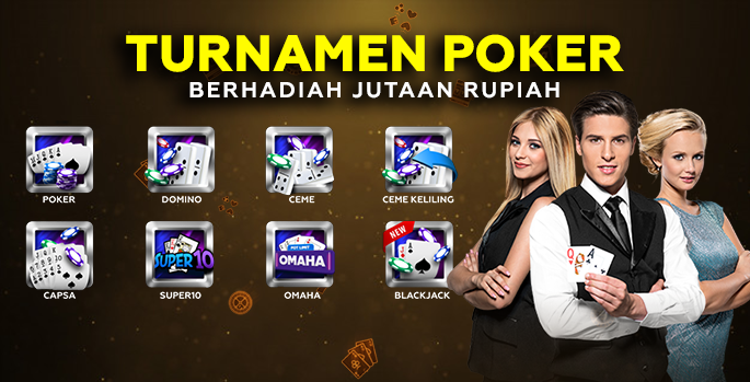 Turnamen Poker OVO99SPORTS