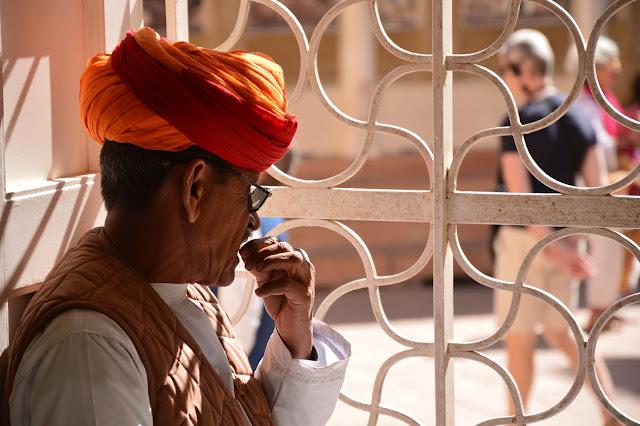 Turban du Rajasthan