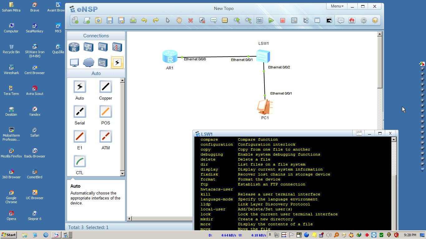 Network Simulators for Windows | Cappredia