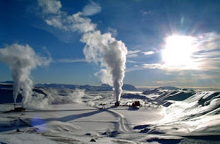 Jeotermal Enerji Nedir? Kısa Bilgi