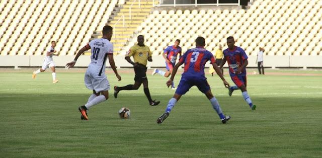 Com gol no fim, Maranhão empata com o Imperatriz, no Castelão