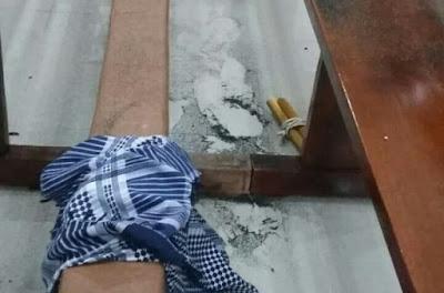 Pengamat: Ledakan di Gereja Medan Bukan Bom Bunuh Diri, Lebih Tepat Petasan