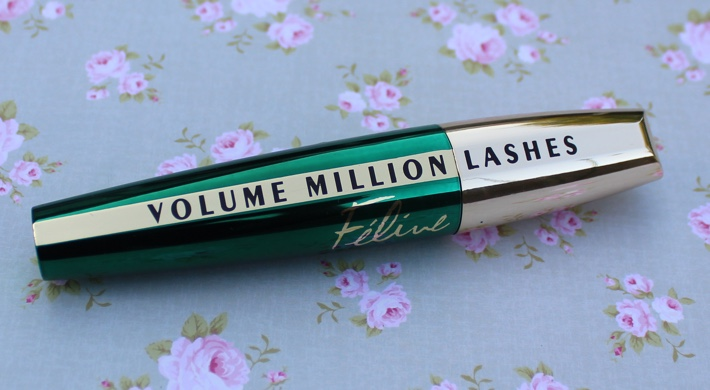 l'oreal volume million feline mascara