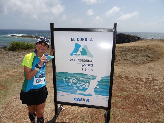 Meia Maratona de Noronha - Noronha K21