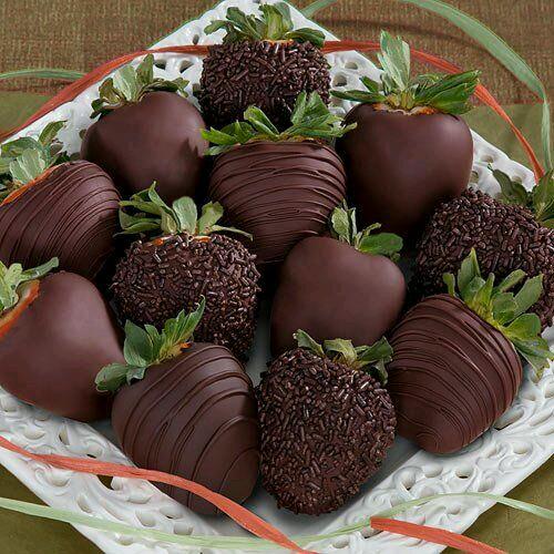 Strawberry Decoration Diy Tutorials | Food