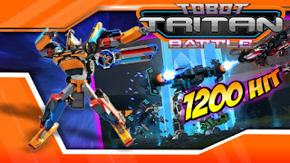 Tobot Tritan Battle APK - Free Download Android Game