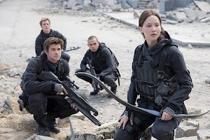 """The Hunger Games: Jay-peresmeshnitsa. Part II"": the first frame"