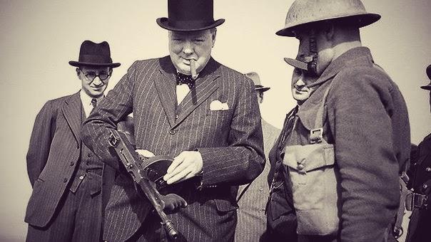 гангстер Черчилль