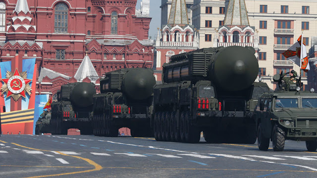 """Putin: """"Habrá una respuesta simétrica e inmediata a cualquier ataque a Rusia con armas nucleares"""""""