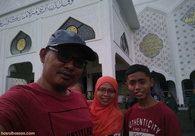Melihat Sendiri Proses Cetak Quran Mushaf Malaysia di Nasyrul Quran