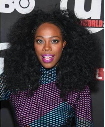 33 years old Nigerian actress, Yvonne Orji, who is still  a VIRGIN(Photos)