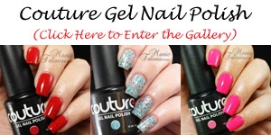 Couture Gel Polish Swatch Gallery
