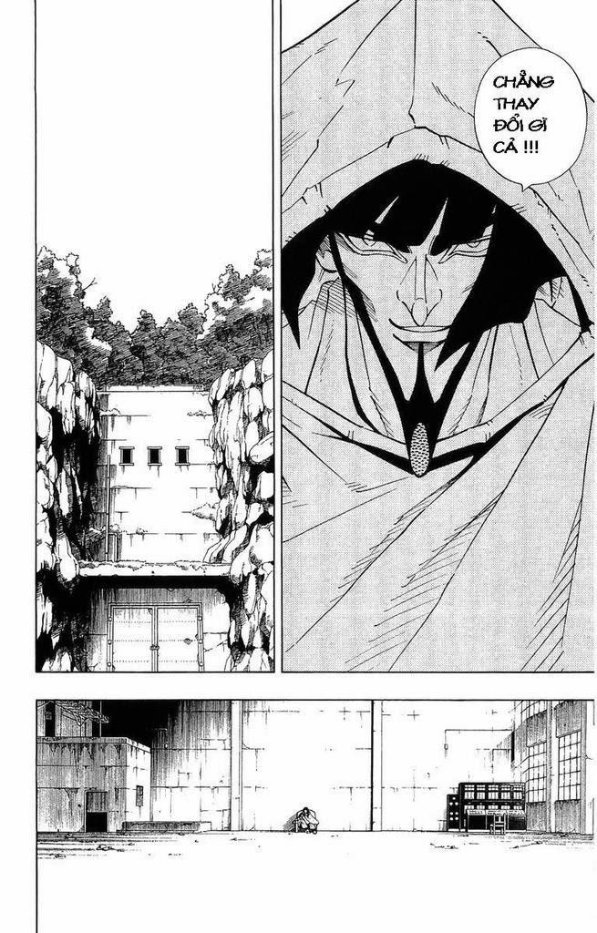 Shaman King [Vua pháp thuật] chap 230 trang 13